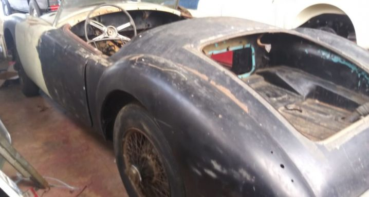 MG car Restorations